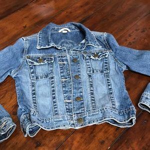 Gap vintage jean jacket 8